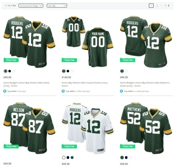 landing adwords green bay
